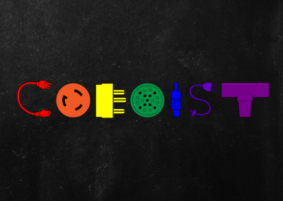 COEXIST Power (Color)